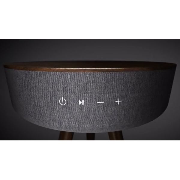 Table Tunes - coffee table, bluetooth speaker and powerbank