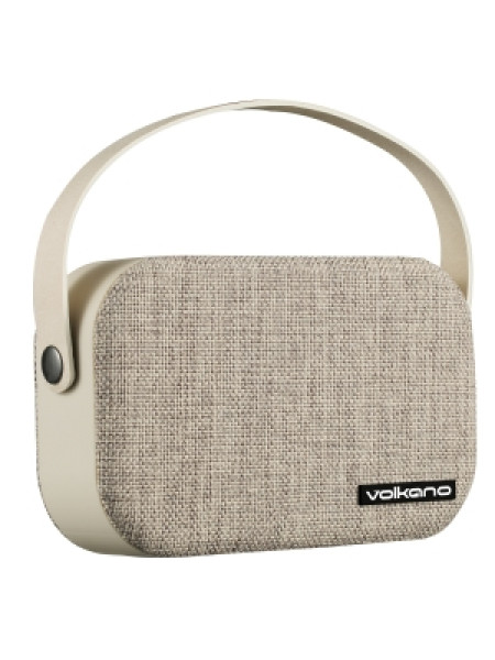 Volkano Fabric Series bluetooth speaker
