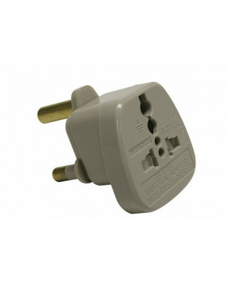 Travel Adaptor Wonpro International to SA